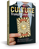 Culture Trumps Everything book