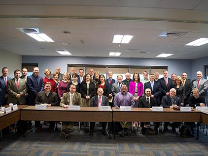 December 2017 COLA Meeting