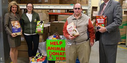 Humane Society Holiday Donation Project