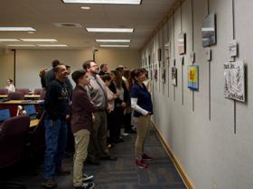 Student Artwork Showcase 2