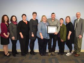 2018 Annie Sullivan Award Recipient
