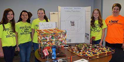STEM Design Challenge Featuring K'NEX Day 2
