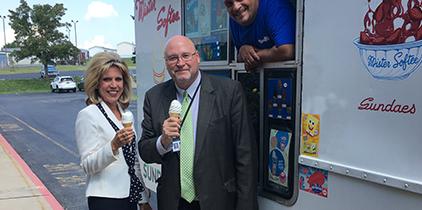 Ice Cream Fundraiser