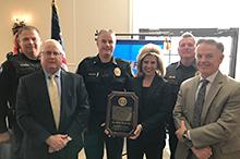 Chiefs of Police President's Award