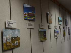 Student Artwork Showcase Art