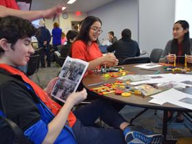 2019 STEM Design Challenge Featuring K'Nex Day 2