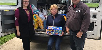 Humane Society of Berks County Donations