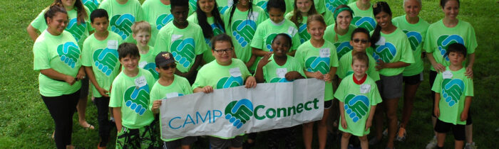 2019 Camp Connect Group Photo